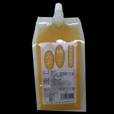 柚子味噌[700g]キャップ付き袋入り/ゆずみそ【お取り寄せ商品】