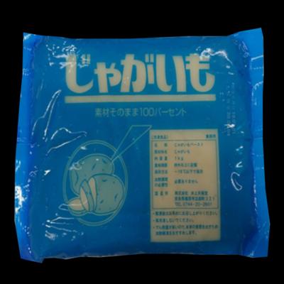 【冷凍】じゃがいもペースト[1Kg]/ジャガイモうらごし