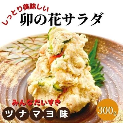 しっとり美味しい 卯の花サラダ 300g【冷凍】