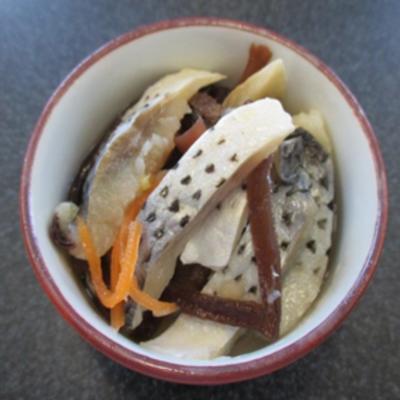 こはだ黒酢漬[1Kg]/小鉢