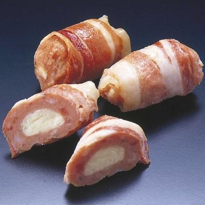 ミニッツチーズサーブ[1Kg]/豚肉/鶏肉/ベーコン/チーズ味