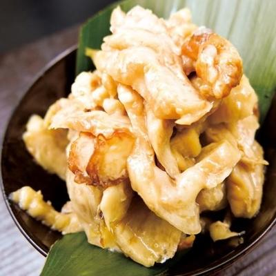 鶏皮ポン酢和え[300g]/小鉢/オードブル/お弁当食材にも