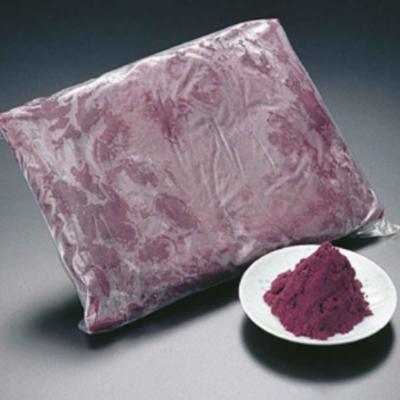 【冷凍】紫芋ペースト[1Kg]/むらさきさつまいもうらごし