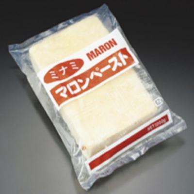 【冷凍】マロンペースト[1Kg]/栗うらごし
