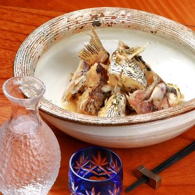 長崎県産 天然真鯛の潮煮(冷凍)