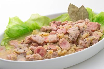 豚肉のアルザス風煮込み1kg×2パック
