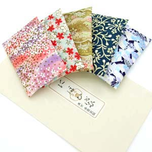 にほひ袋・千代紙(5個セット)