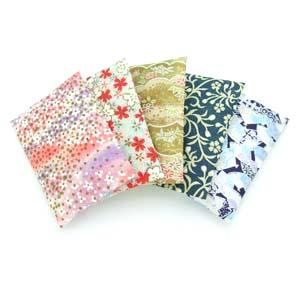 にほひ袋・千代紙(5個・個別包装)