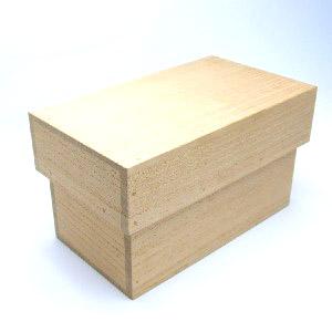 特製 お焼香保存用桐箱