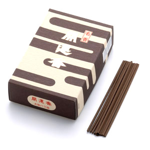 開運香(短寸線香 13.5cm 大型バラ入)