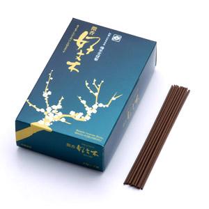 微香 好文木(短寸線香 14cm 大型バラ入)