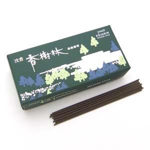 沈香香樹林(短寸線香 13.8cm 小型バラ入)