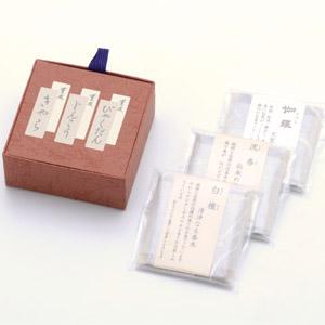 薫風 三種(ミニサイズ 6cm)