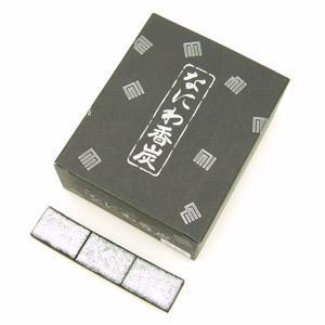 なにわ香炭(焼香用炭 平型16本入)