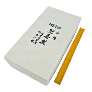 薫香炭 白檀/棒型(火舎・柄香炉用30本入)