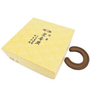 薫香炭 沈香/馬蹄型 大(火舎・柄香炉用20枚入)