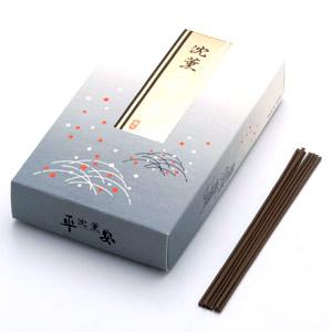 沈薫 平安(短寸線香 14cm 徳用バラ入)