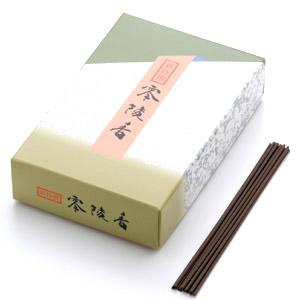 新特撰零陵香(短寸線香 14cm 徳用大型バラ入)