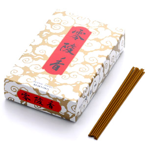 零陵香(短寸線香 14cm 徳用大型バラ入)