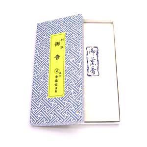 箱入線香B (5箱で1セット 写真5箱分の価格です)