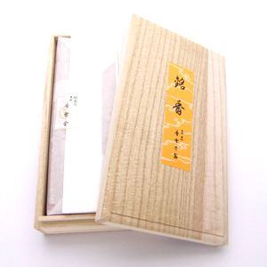 焼香 紫雲香 (300g 桐箱入)