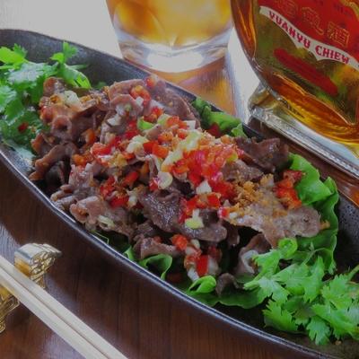 《クール冷蔵便》国産牛タン黒胡椒焼き
