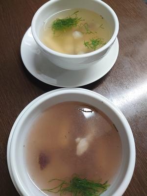 《クール便》2種の中華薬膳スープ