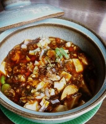 《クール冷蔵便》花山椒香る甘辛味噌の麻婆豆腐