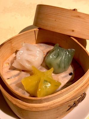 《クール冷凍便》 三色蒸し餃子