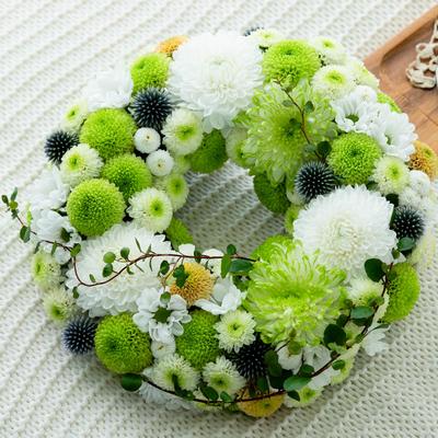 【マムリース】~ White & Green ~