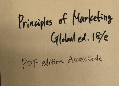 ■【Principles of Marketing_eBook】_マーケティング入門/Introduction to Marketing