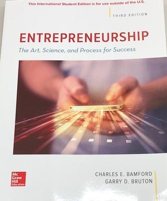 【Entrepreneurship:The Art,Science,and Process for Success 3/e】_小澤先生ゼミテキスト/Prof.OZAWA Seminar