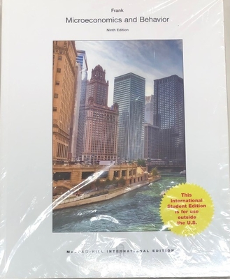【Microeconomics and Behavior 9/e】_ミクロ経済学/Microeconomics