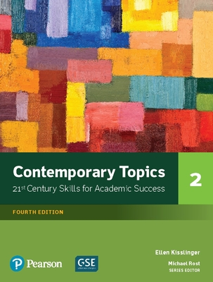 【Contemporary Topics 2】_英語上級1A/Advanced English 1A