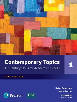 【Contemporary Topics 1】_英語中級 A/Intermediate English A