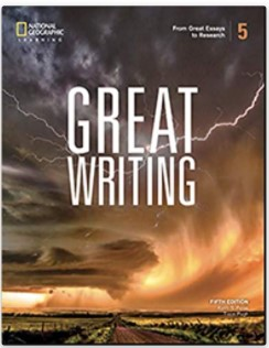 【Great Writing 5】_英語上級2B/Adanced English 2B