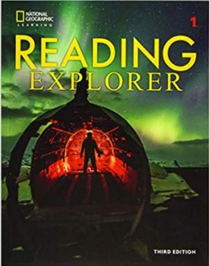 【Reading Explorer 1】_英語準中級B/Pre-Intermediate English B