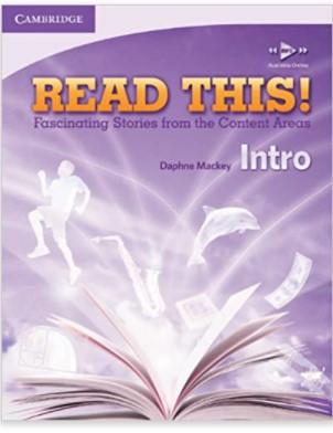 【Read This! Intro.】_英語初級B /Elementary English B