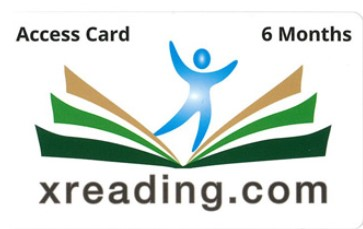 【Xreading 6 Months Access Card】_英語上級1B /Advanced English 1B