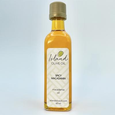 Macadamia Oil スパイシーマカダミア 60ml