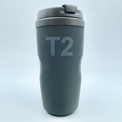 T2トラベルカップ ブラック