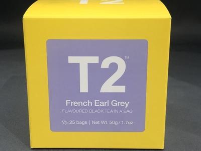 T2 フレンチアールグレイ(ティーバッグ)