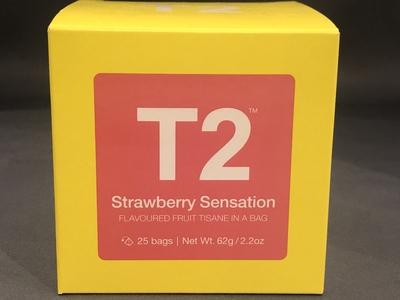 T2 ストロベリーセンセーション(ティーバッグ)