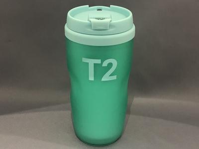 T2 トラベルカップ グリーン