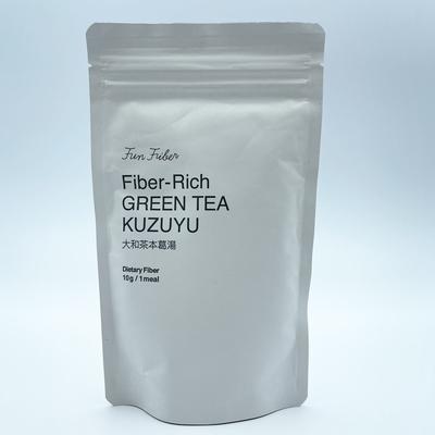 Fiber-Rich GREEN TEA KUZUYU 大和茶本葛湯 115g