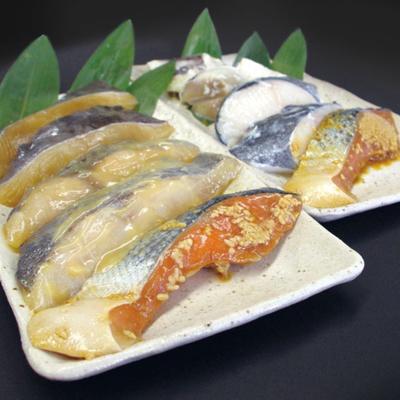銀の漬魚詰合せ