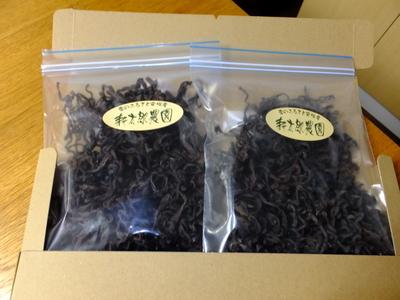 山からの贈り物ゼンマイ(100g×2袋)
