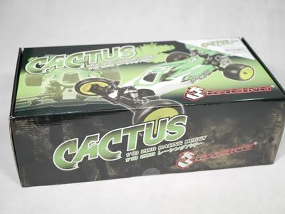 【3レーシング】3RACING 2WDレーシングバギー カクタスPRO キット