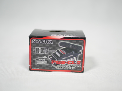 SANWA 競技用ミドルクラスサーボ PGS CL-2 サーボ