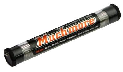 【マッチモア】Muchmore RACING AG4 スーパーソルダー はんだ線